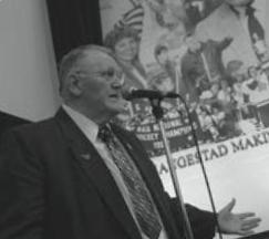 Augsburg Alumni Honor Ed Saugestad '59 Through Fundraising Challenge