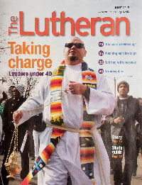 Lutheran-cover