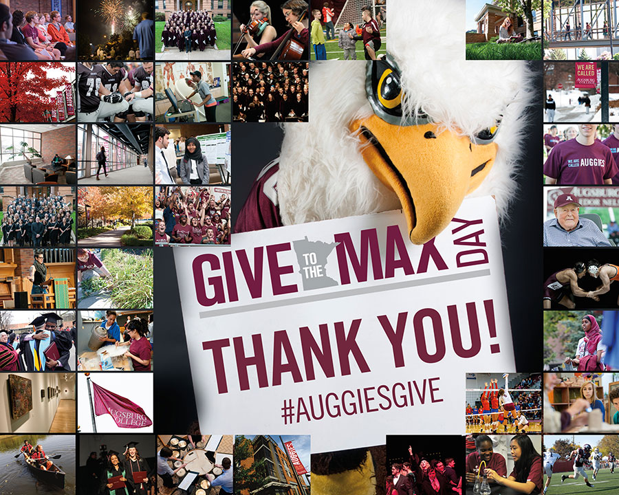 Give to the Max Day 2015