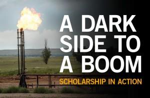 A dark side to a boom