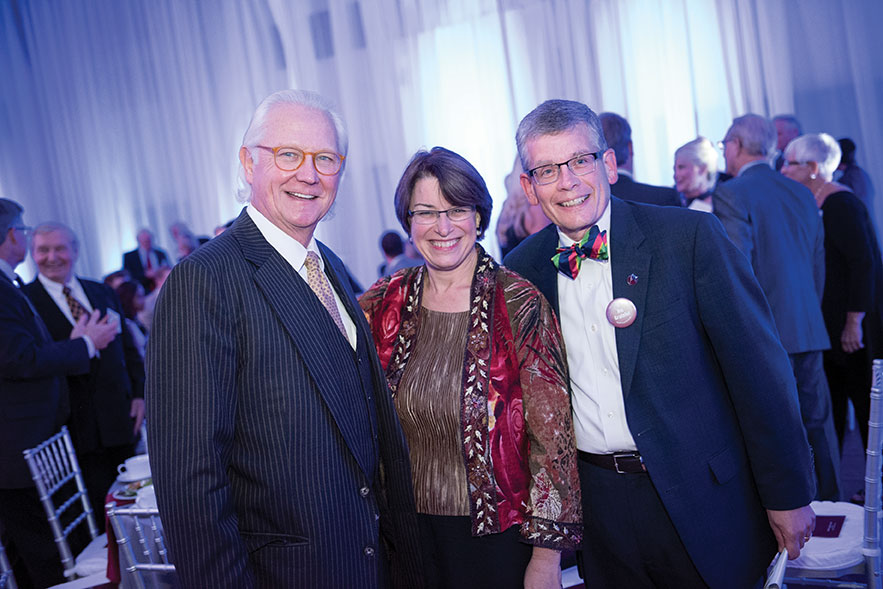 StepUP® gala breaks fundraising record
