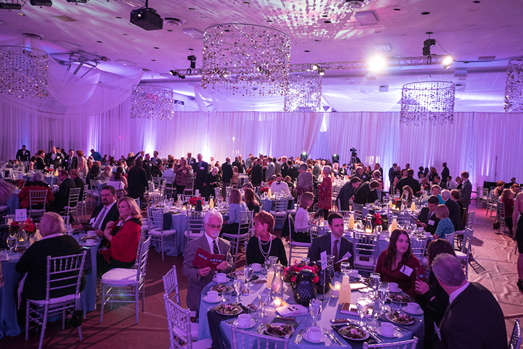 StepUP Gala 2016 at Augsburg College Saturday Oct. 29.