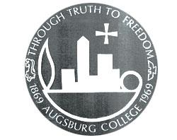 Augsburg's Centennial Symbol
