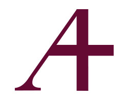 "The ""A"" icon of Augsburg College"