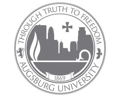 The new Augsburg University seal