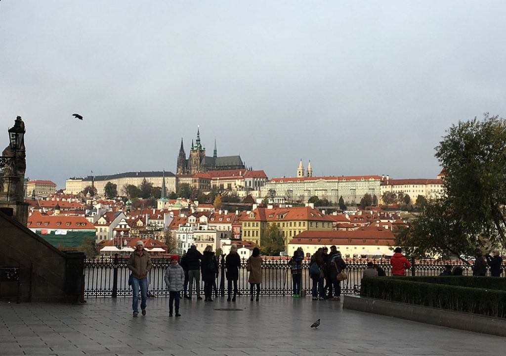 Czech Republic: Cityscape of Prague