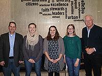 Johnson, Pippert and Torstenson Scholars