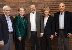 Honoring retiring faculty