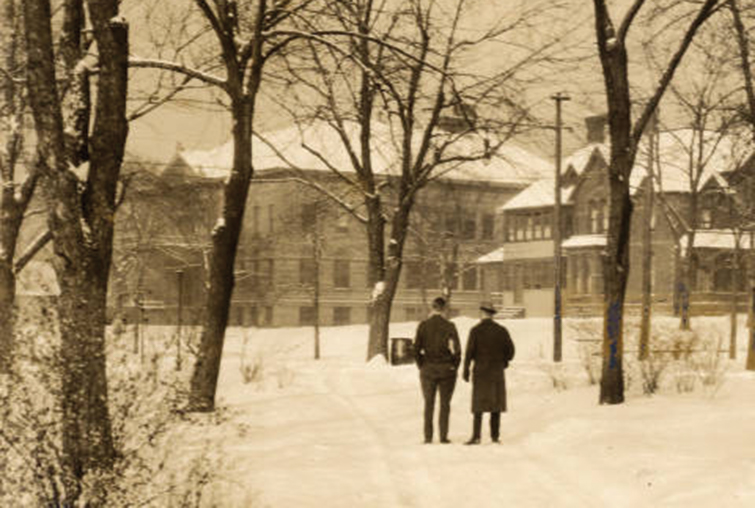 Looking back: decades of Augsburg's history