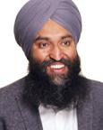 Headshot of Rahuldeep Gill