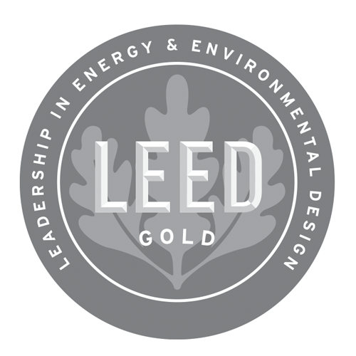 LEED Gold Certicate logo
