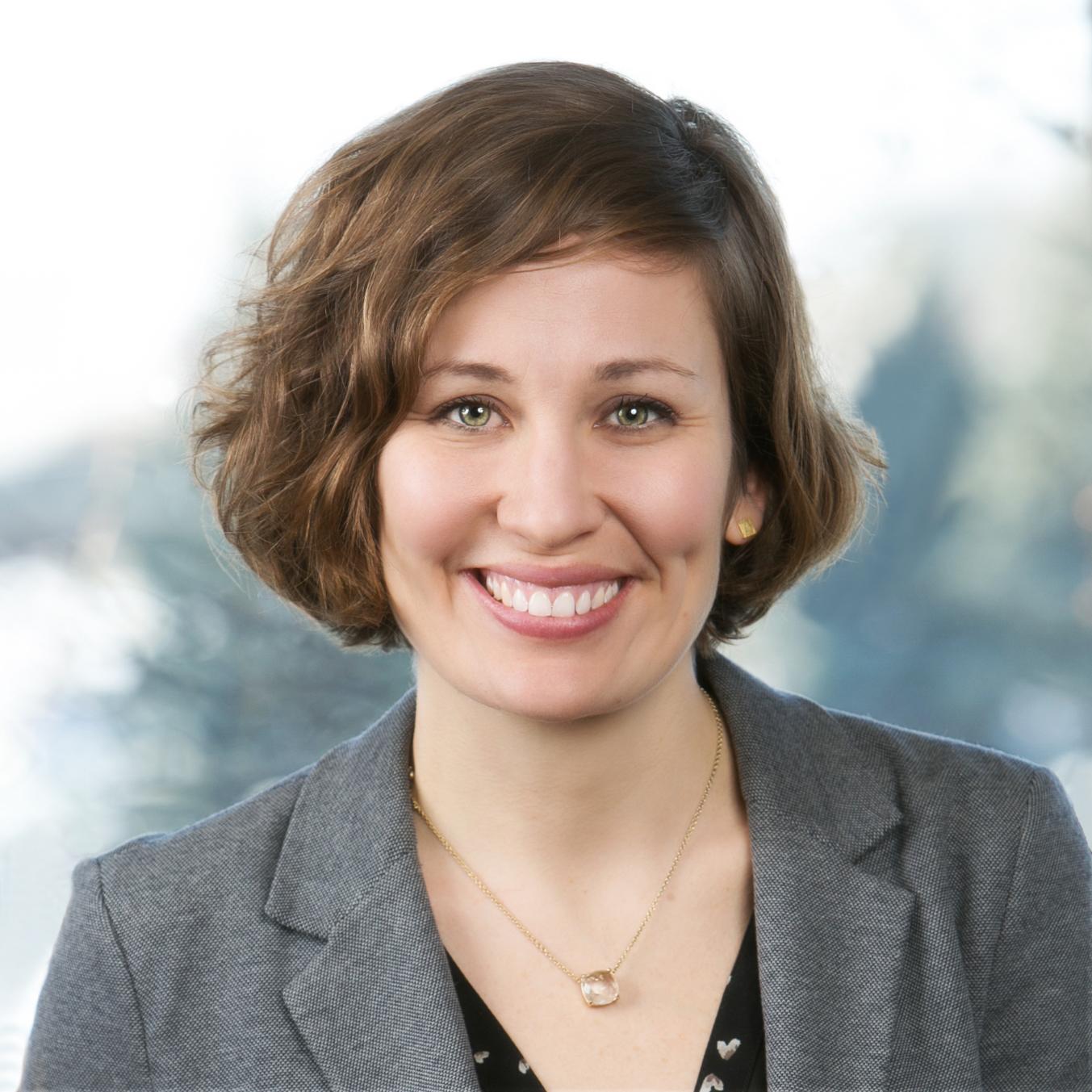 Headshot of Susie Schatz