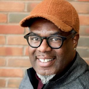 Headshot of Terrance Kwame-Ross