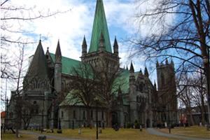 Nidaros Cathedral, Norway