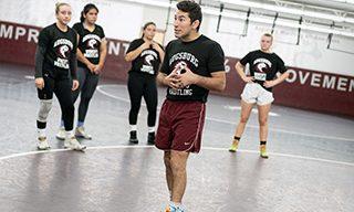 Coach Max Mejia
