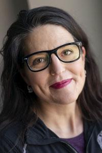 Head shot of Alicia Quella