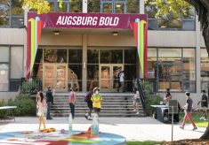 Augsburg hosts bold new speaker series