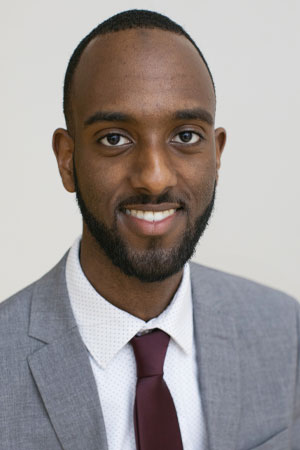 Head shot of Hamdi Adam
