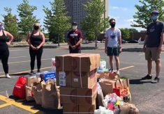 Cedar-Riverside supply drives support neighborhood
