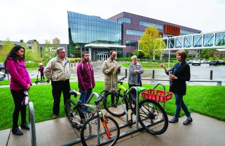 Take a limited-edition campus tour