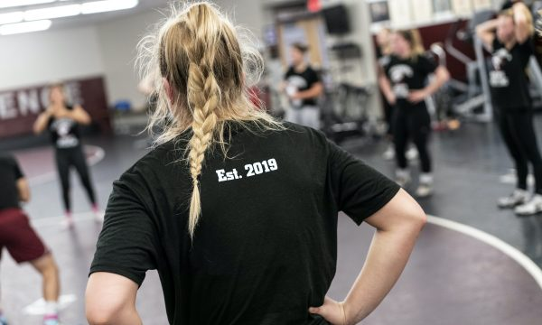 How to Build a Women's Wrestling Program from Scratch