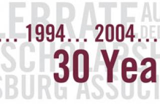 Augsburg Associates celebrate 30 years of service