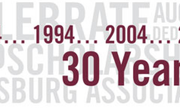 Augsburg Associates celebrate 30 years of service