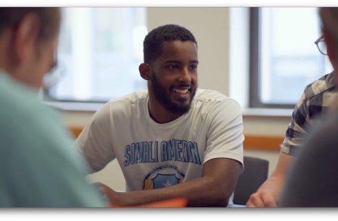Augsburg Wins Campus Compact Impact Award