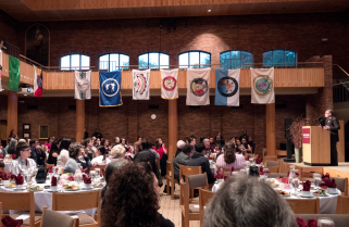 Forty years of serving American Indian students