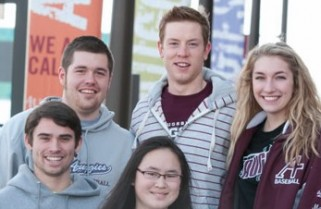 Augsburg Stewards: Auggies for life