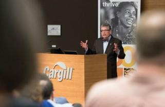 Pribbenow keynotes Cargill's ethics week