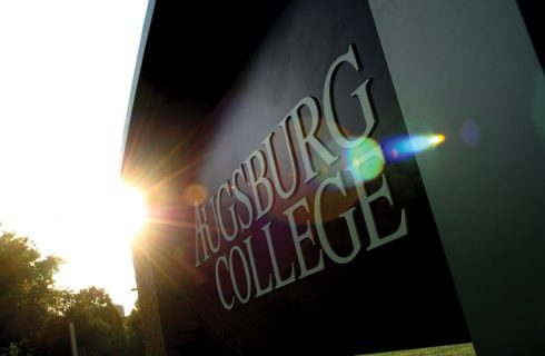 Governor declares 'Augsburg College Equity Day'
