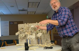 Gift expands marine aquarium facility for study of biological diversity