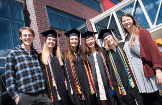 Augsburg continues to be  top producer of U.S. Fulbright students