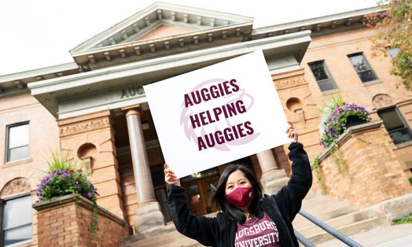 Give to the Max Day recap and sustaining Augsburg's future