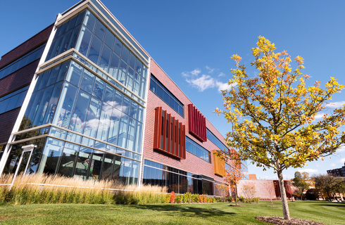 Augsburg Achieves LEED Gold Certification