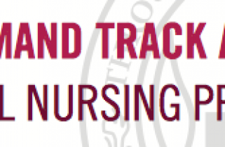 High-demand track added to doctoral nursing program