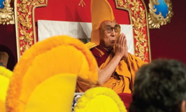 Losar: Tibetan New Year celebration