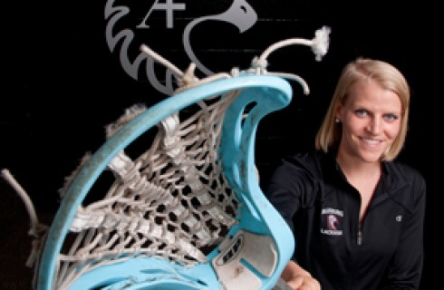 Lacrosse team maps new ground in women's athletics