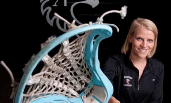 Lacrosse team maps new ground in women's athletics