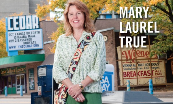 Neighborhood resource broker: Mary Laurel True