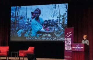 2014 Nobel Peace Prize Forum