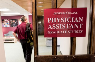 Physician Assistant program relocates to Luther Seminary campus