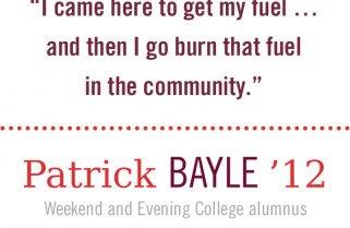 Patrick Bayle '12