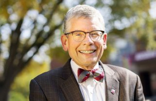 Notes from President Pribbenow: Come and see!
