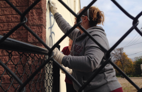 Augsburg earns dual national community service honors