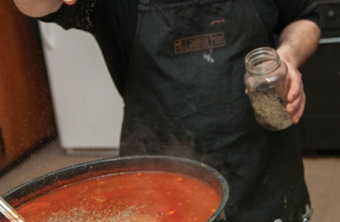 Soup for the heart and soul of Augsburg's neighbors