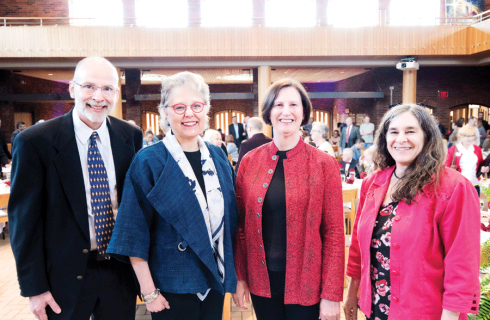 Distinguished Teaching and Learning Award winners
