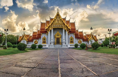 Travel in Thailand and Cambodia