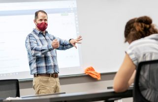 Faculty members William Green and Timothy Pippert assume new professorships